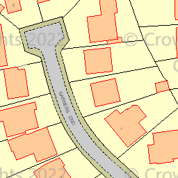 Map tile 84461.63165