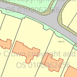 Map tile 84256.63166