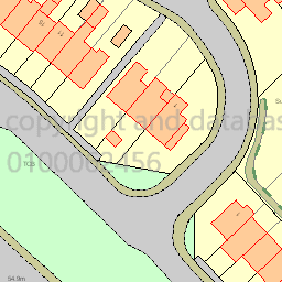 Map tile 84303.63172