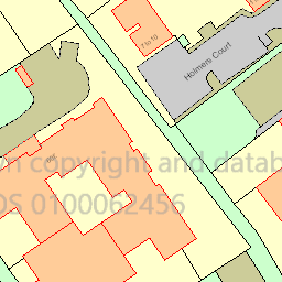 Map tile 84214.63174