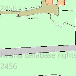 Map tile 84418.63176