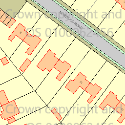 Map tile 84305.63178