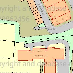 Map tile 84364.63178