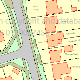 Map tile 84441.63180