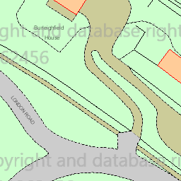 Map tile 84315.63183