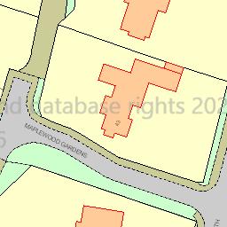 Map tile 84348.63187