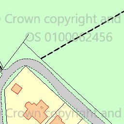 Map tile 84305.63193