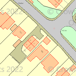 Map tile 84316.63193
