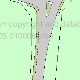 Map tile 84338.63195