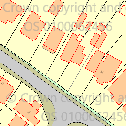 Map tile 84298.63196