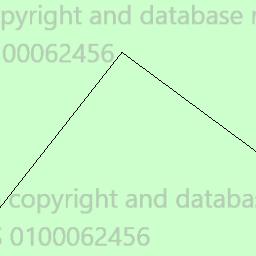 Map tile 84378.63196