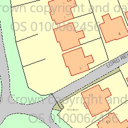 Map tile 84380.63196