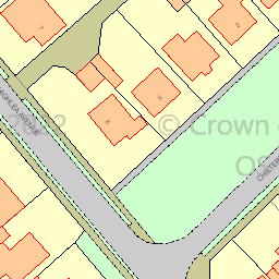 Map tile 84295.63197