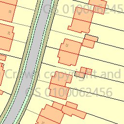 Map tile 84305.63199