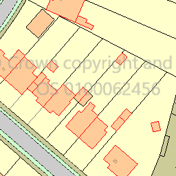 Map tile 84305.63200