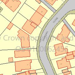 Map tile 84305.63202