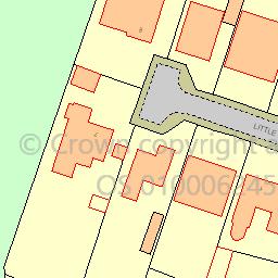 Map tile 84305.63207