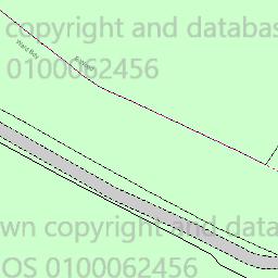 Map tile 84303.63211