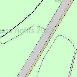 Map tile 84456.63215
