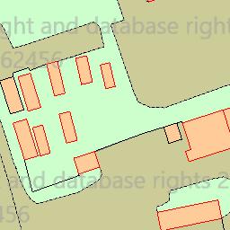 Map tile 84266.63216