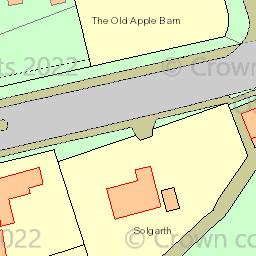 Map tile 84267.63218