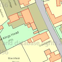 Map tile 84266.63219