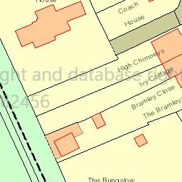 Map tile 84266.63220