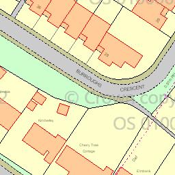 Map tile 84293.63222