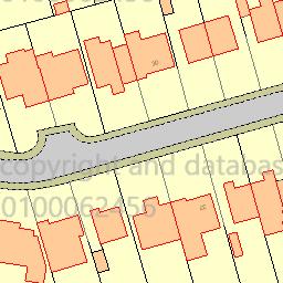 Map tile 84296.63232