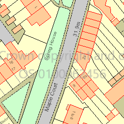 Map tile 84235.63235