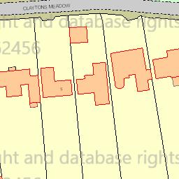 Map tile 84301.63236
