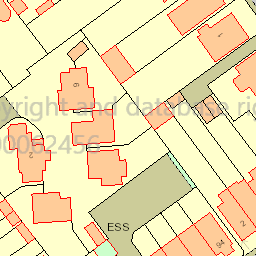Map tile 84240.63240