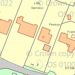 Map tile 84218.63244