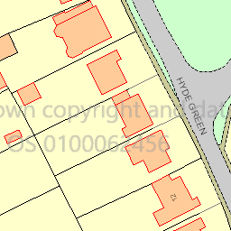 Map tile 84242.63245