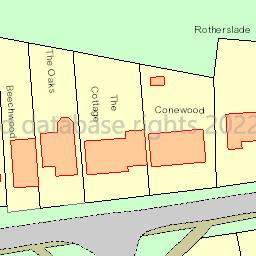 Map tile 84402.63250