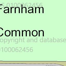 Map tile 84399.63257