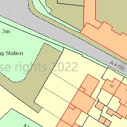 Map tile 84138.63265