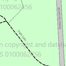 Map tile 84392.63267