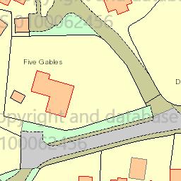 Map tile 84392.63272