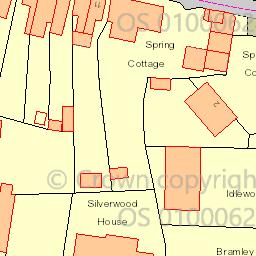 Map tile 84396.63277
