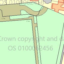Map tile 84345.63295
