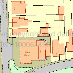 Map tile 84345.63313