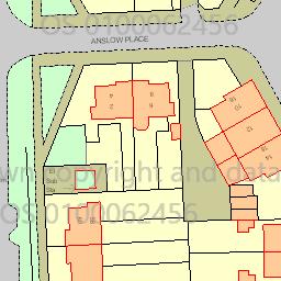 Map tile 84352.63315