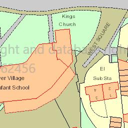 Map tile 84507.63321