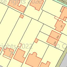 Map tile 84503.63345
