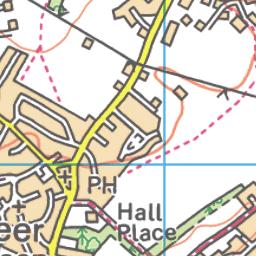 Map tile 5275.3947