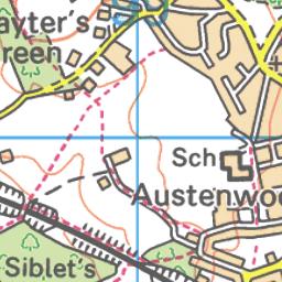 Map tile 5277.3949
