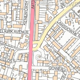 Map tile 21046.15707