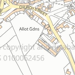 Map tile 20986.15710