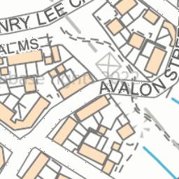 Map tile 42073.31409